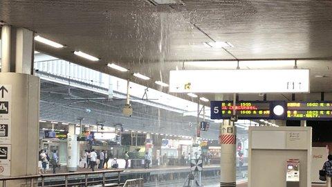 【ゲリラ豪雨】鹿児島…