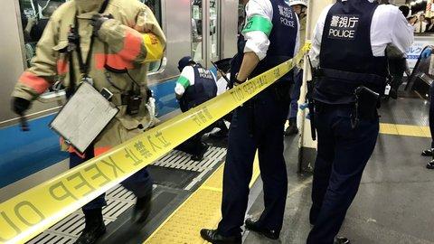 【人身事故】京浜東北…