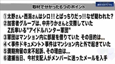 【文春砲】NGT 文…