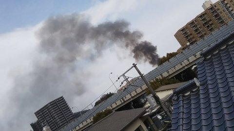 【火災】広島県広島市…