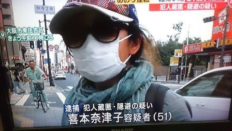 奈津子 喜 元