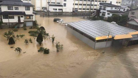 【台風19号】千曲川…