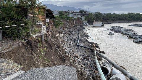 【千曲川被害】台風1…
