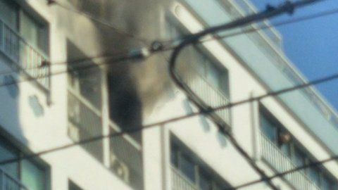 【火事】東京都立川市曙町付近で火災 | まとめまとめ