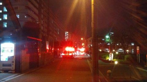 【乗用車爆発】大阪市…