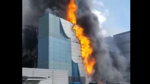 船橋 火災