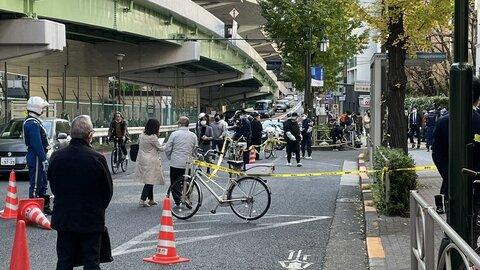 【殺人事件】渋谷区幡…