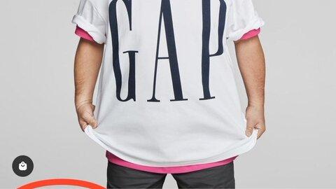 【悲報】GAPのイン…