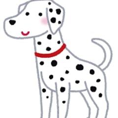 ダルメシアン犬災害救助犬に認定 Iq犬知能は39位なのに一転スゴい