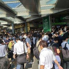 武蔵野線 遅延