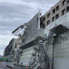 台風15号のタグのつ…