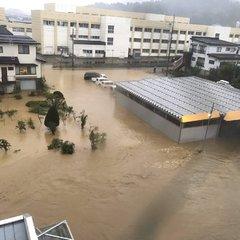 浸水 上田 市