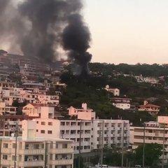 沖縄 火事