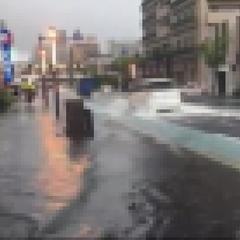 【大雨】佐賀市内で道路冠水の目撃情報相次ぐ!「Twitter見る限り、佐賀市内ほぼ冠水しとるやん、、、」