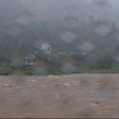【大雨】岐阜県下呂市 飛騨川が氾濫危険水位到達!「また飛騨川があふれる〜」