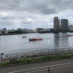 【水難事故】東京都中央区 佃の相生橋で水難事故!「さっき相生橋通ったら消防と警察と川見守ってる人めっちゃいた、なんかあったのかしら」